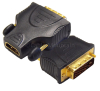 Gold Plated HDMI (Female) to DVI-D (Male) Adapter