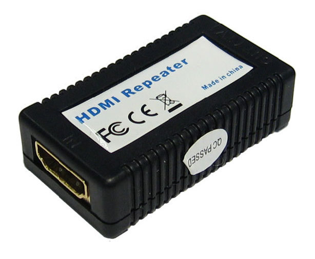 HDMI Extender / Repeater - Boost signal over lengths up to 35 Metres